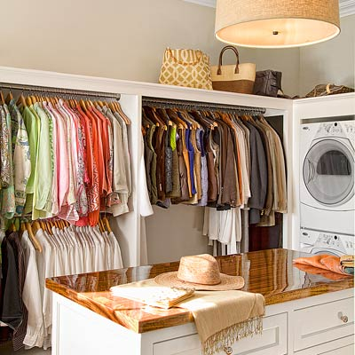 laundry room ideas are piling up Laundry Room Closet